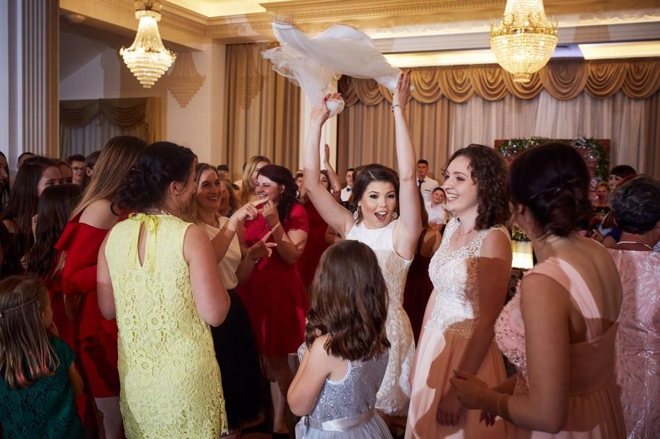hotel lancut wesele oczepiny