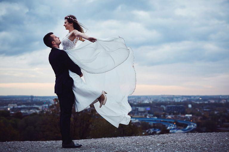 fotografia ślubna w plenerze rzeszów