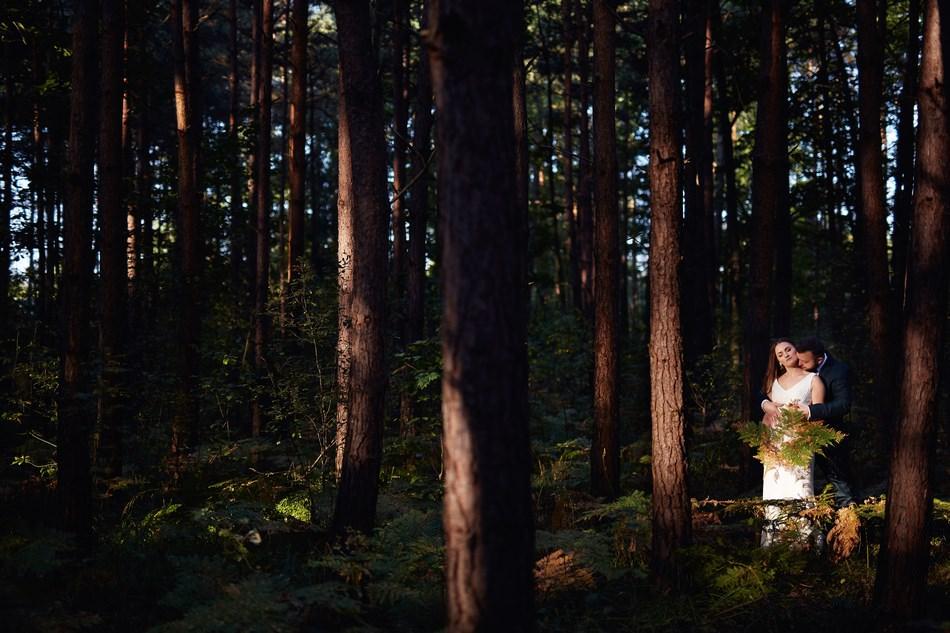 sesja plenerowa w lesie lancut, rzeszow