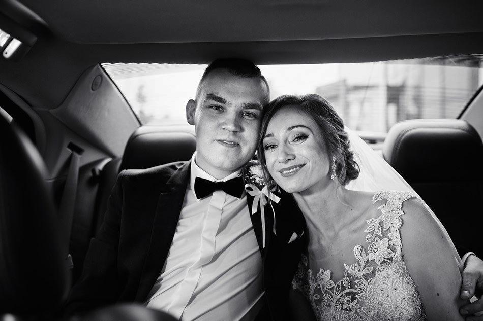 Fotograf slubny krosno wesele auto do slubu