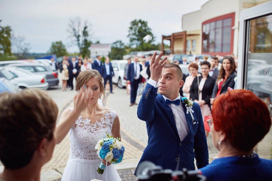 Fotograf slubny krosno wesele dwa serca g katering