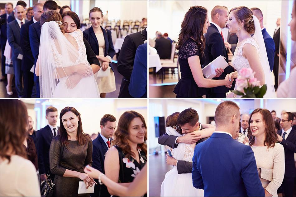 Fotograf slubny krosno wesele dwa serca zyczenia