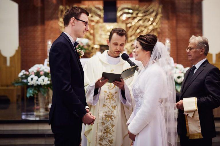 Ślub i wesele Moniki i Wojtka – Fotograf ślubny Mielec