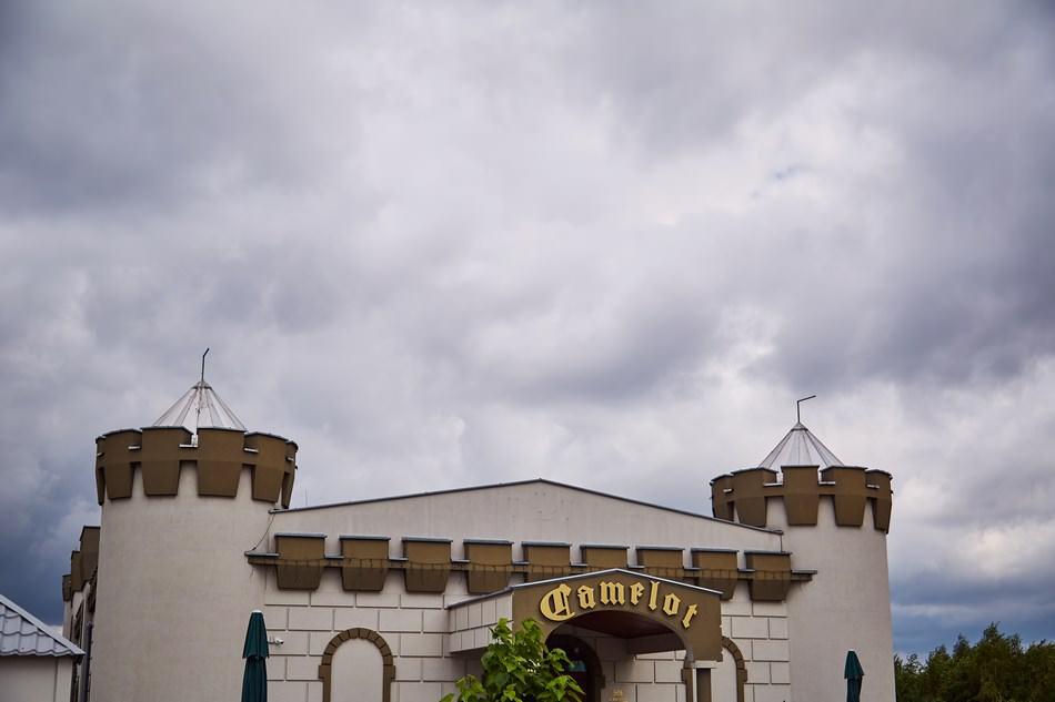 Wesele w zamku w Camelocie Dębica fotograf