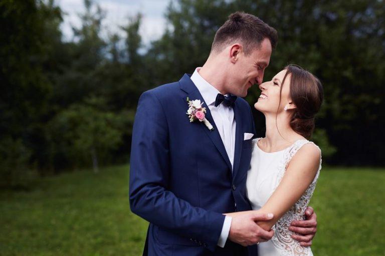 Zamkowe wesele Marty & Sławka ● Fotograf ślubny Dębica