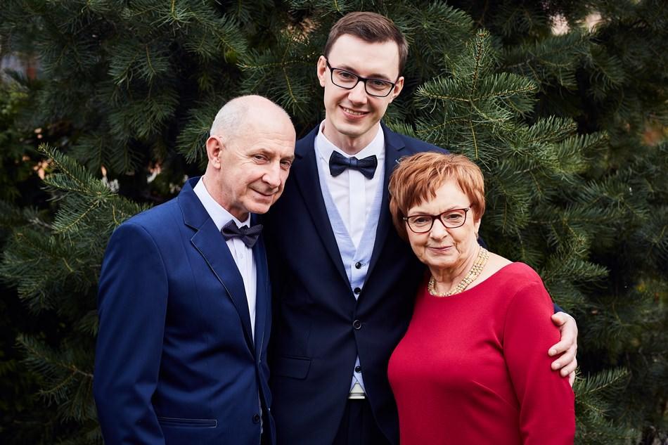 fotografi slubna mielec zdjecie rodzinne