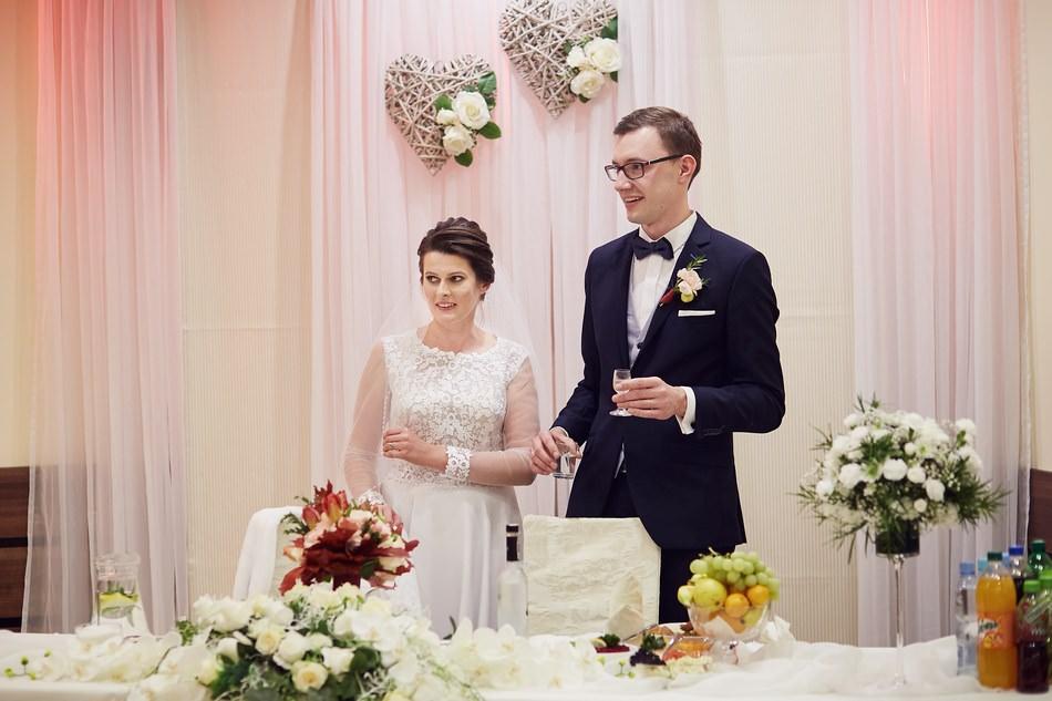 fotografia slubna mielec wesele toast