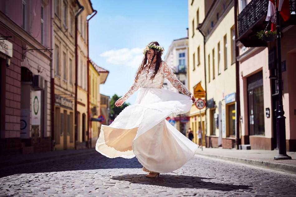 sesja plenerowa rzesow street foto