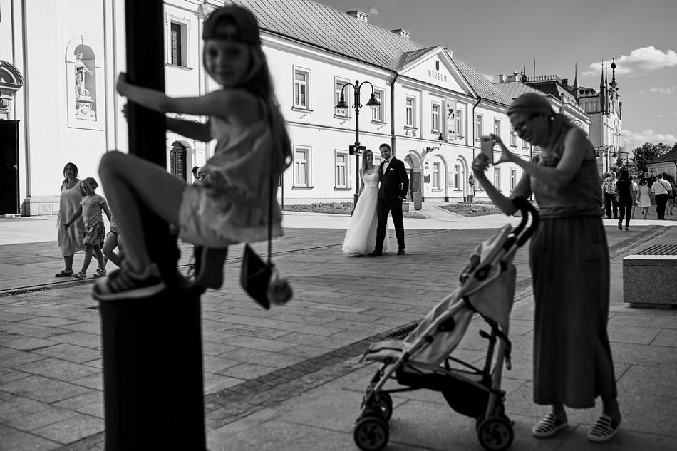 fotograf ślubny Sanok zdjęcia
