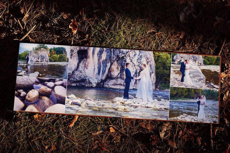 fotograf ślubny rzeszów drewniany album oferta weselna
