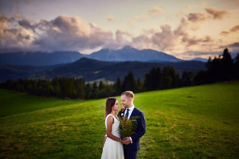 O & M – Wesele w winnicy Maria Anna i ślub w kaplicy w lesie