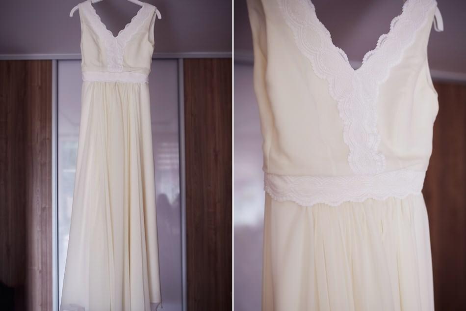 suknia na slub, Wesele w winnicy Anna Maria