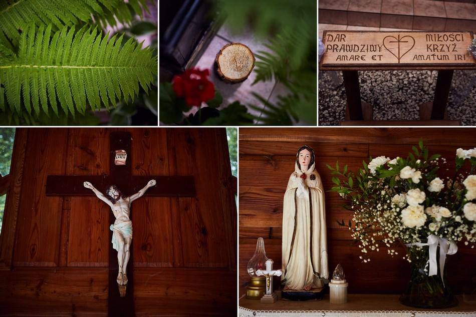 Kaplica Matki Bozej Studzianskiej przylasek hermanowa