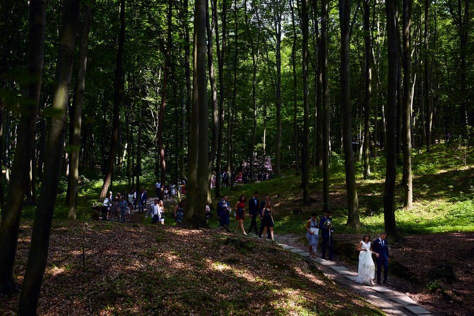 przysiega w lesie rzeszow hermanowa kaplica