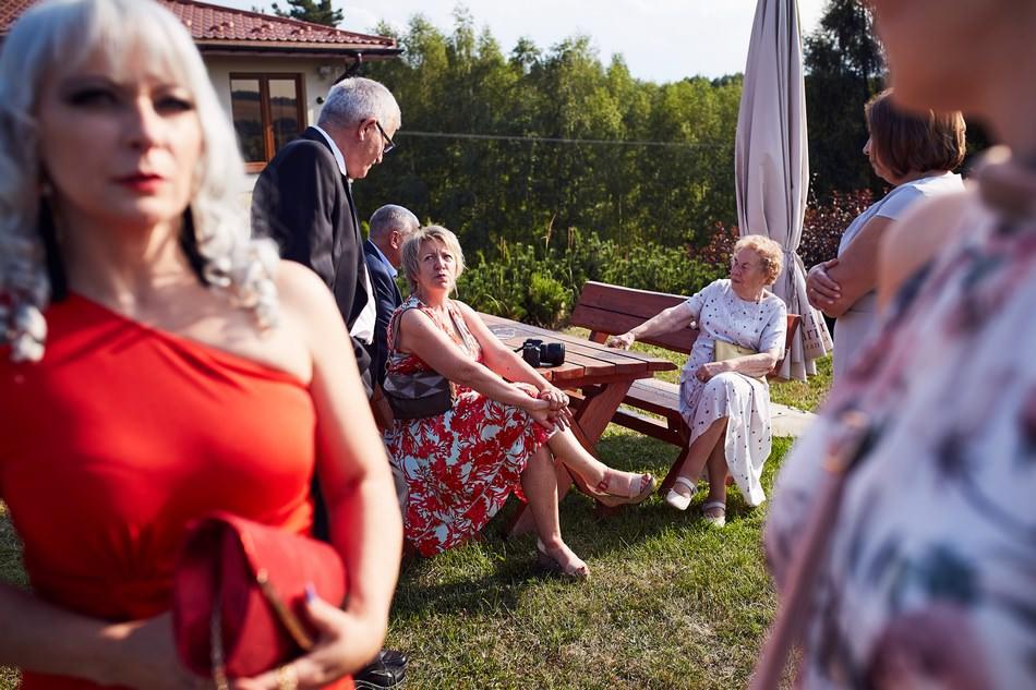 ogrod weslele w Winnicy Maria Anna
