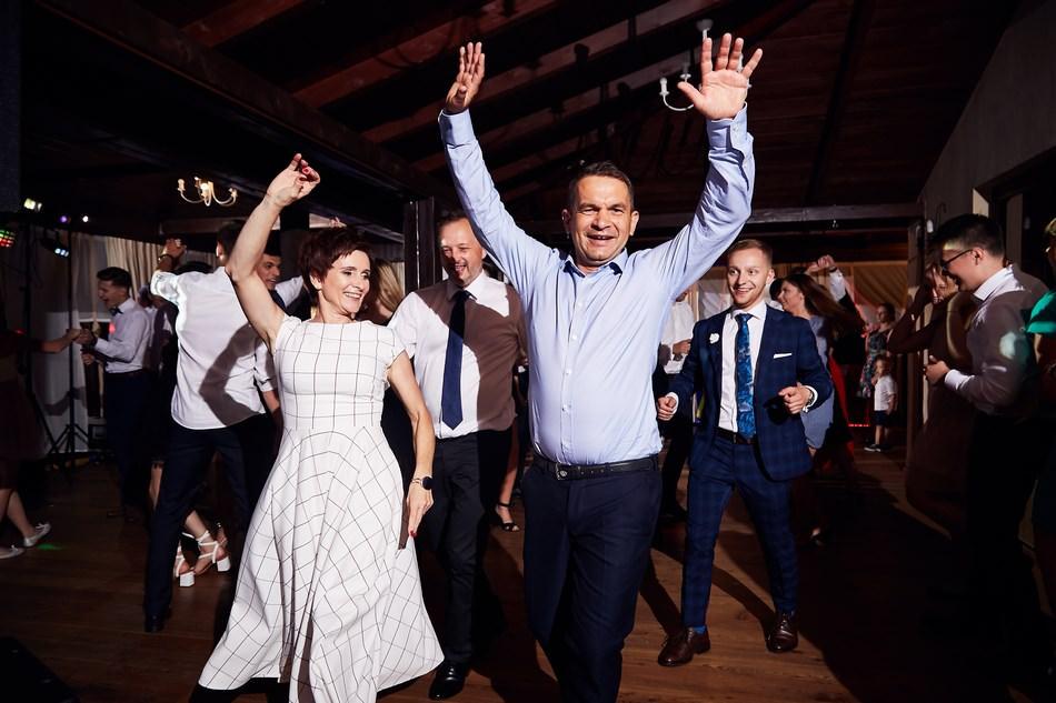 szalona zabawa na weselu