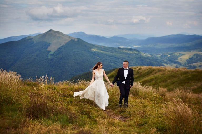 Zdjęcia ślubne bieszczady