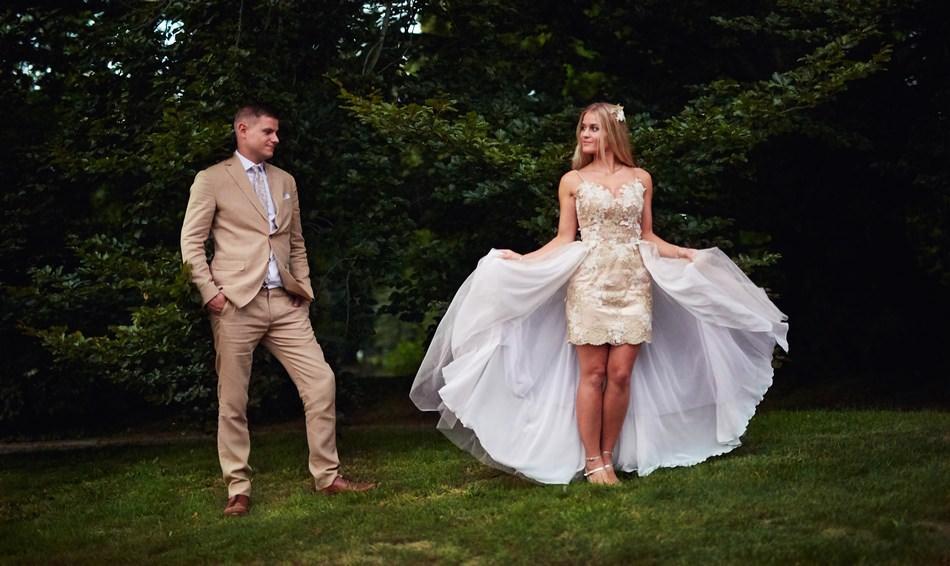 plener ślubny zamek łańcut | wesele skotnik taras