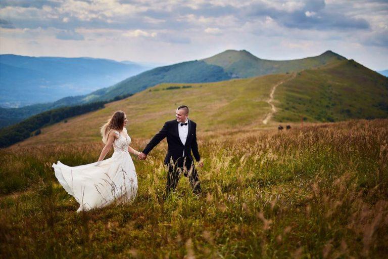 Sesja ślubna plenerowa ♥ 16 miejsc, które wybrać? Jak się przygotować?